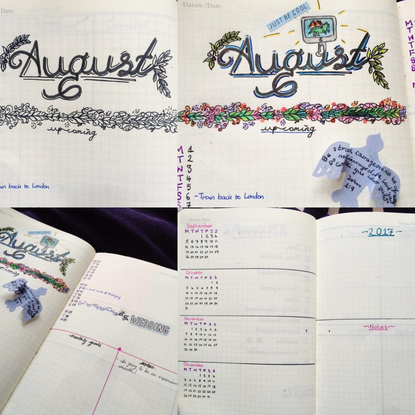 Getting Things Done with the Bullet Journal