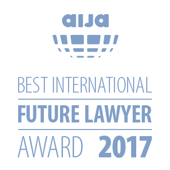 News: Best International Future Lawyer Award 2017