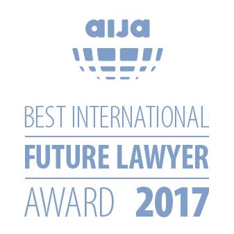 News: Best International Future Lawyer Award 2017
